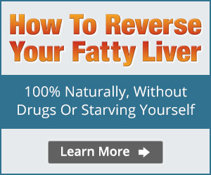 How To Reverse Your Fatty Liver